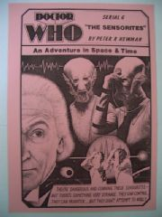 Doctor Who The Sensorites CMS In-Vision RARE